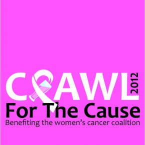 crawlforthecause2012 290x290 Crawl for the Cause 2012 slated for Saturday
