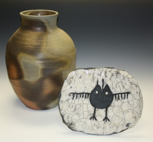 The Arts Center, in conjunction with the Willamette Ceramics Guild, will feature an exhibit in the Corrine Woodman Gallery to complement a simultaneous 'Extreme Clay' exhibit curated in the Main Gallery.