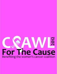 Crawl for the Cause is a pub crawl with all proceeds benefiting the Benton County Women's Cancer Coalition. This year's event begins at 2 p.m. in downtown Corvallis.