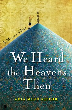 AriaMinu Sepehr Iranian Author Will Read from Memoir on Campus