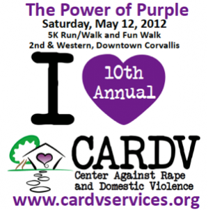 It's time to register for the 10th annual CARDV Mother's Day Run/Walk for Safe Families. This family-friendly event will be held Saturday, May 12, and offers courses for all ages and abilities, including a 5K run, a 5K walk, and 1- and 2-mile walks.