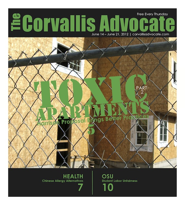 CorvallisAdvocate Jun14 600 New Issue: June 14th, 2012