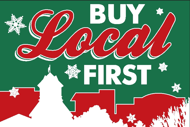 Buy Local First!