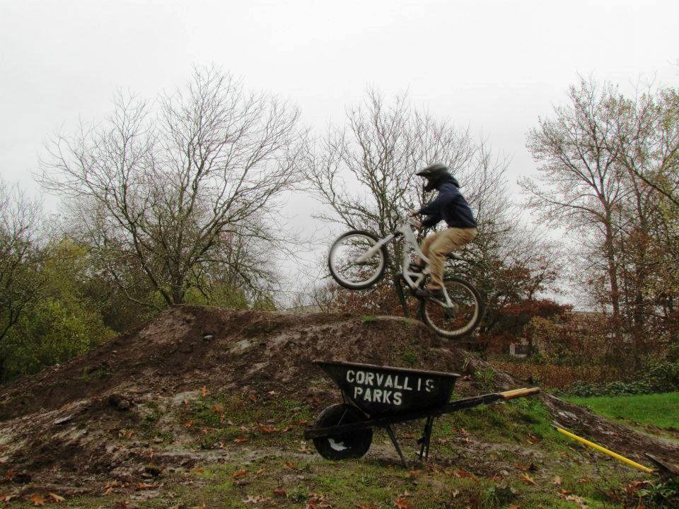 Corvallis' Little-known BMX Park Sees Major Improvements - The