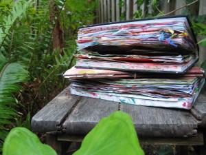Artist Journals by Rachel Urista