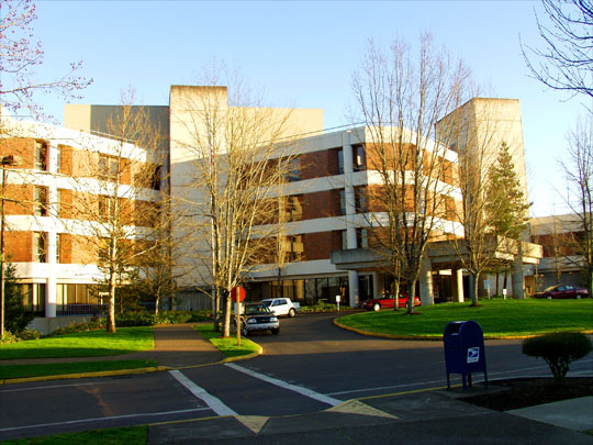 Good Samaritan Regional Medical Center in Corvallis, Oregon
