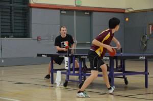 Kyle vs. USC; photo by Lana Jones