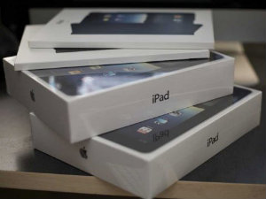 iPads for all? Maybe not...