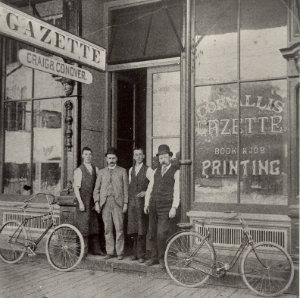 Corvallis Gazette