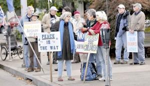 Corvallis vigil