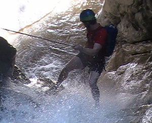 corvallis canyons canyoneering photo 2