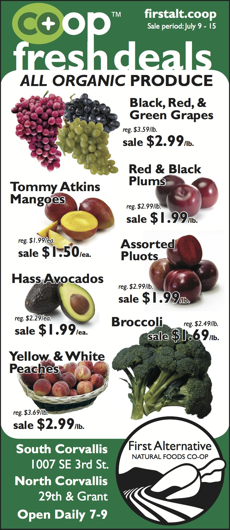 Advocate Fresh (July wk2-Produce Deals)