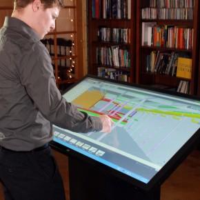 draftign table computer