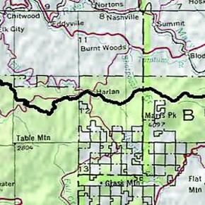 Corvallis to Coast Trail Closer to Reality The Corvallis Advocate