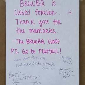Brew BQ closed forever (1)