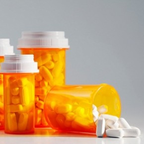 Pill-bottles