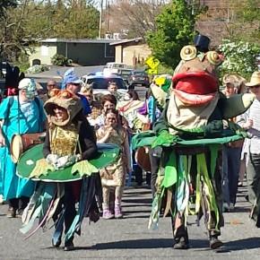 Species parade
