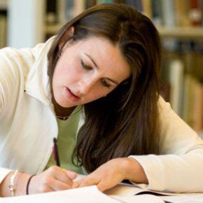 student_writing