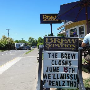 brew station