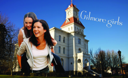 Seeing Stars Hollow: A Gilmore Girls Makeover