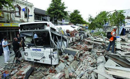 Your Life Post-Quake