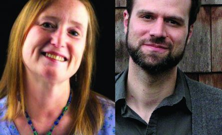 Grass Roots Hosts Two Portland Poets