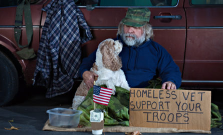 Homeless Vets Helping Each Other… And You Can Too