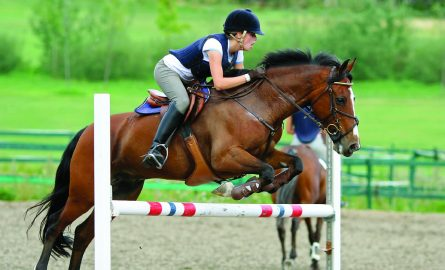 Inavale Horse Trials Draw Thousands
