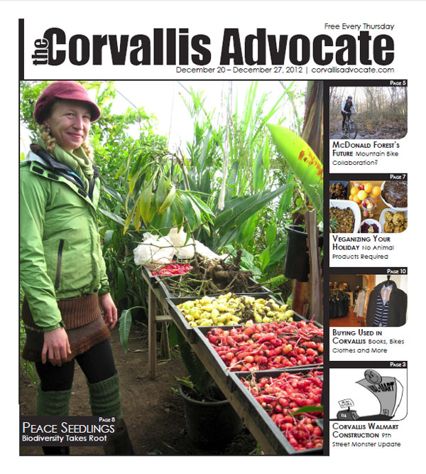 The Corvallis Advocate: December 20th, 2012
