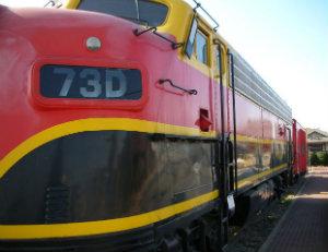 Passenger rail