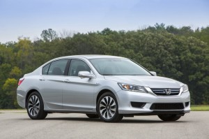 Honda Accord Fusion