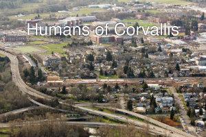 Humans of Corvallis LOGO