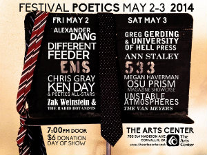 festival poetics poster