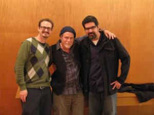 Chris Crass, Tony Vogt and Joseph Orosco