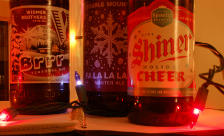 holiday beerCA