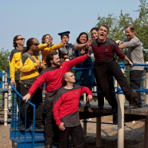 star trek theatre company