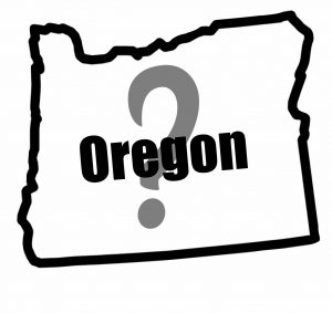 Oregon Backwash: Just Another Day in the Neighborhood - The